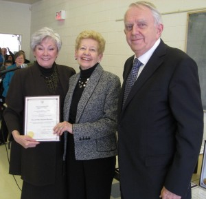 Cansfield awards Mcinnes couple