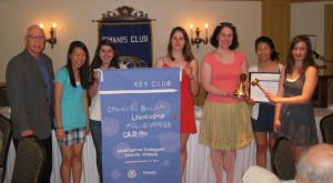 Martingove Key Club Charter 2