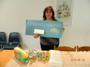Women's Habitat and Andhyaun June 20 2019-20